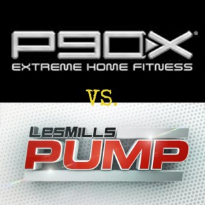P90X vs Les Mills Pump