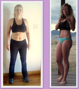 Yvonne's P90X2 results