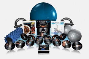 What's Included in Each P90X2 Package